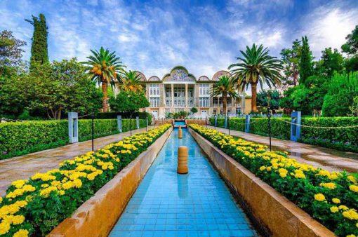 eram garden shiraz (persian paradise garden )